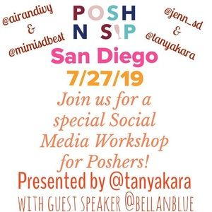 Sold Out! San Diego Social Media For Poshers